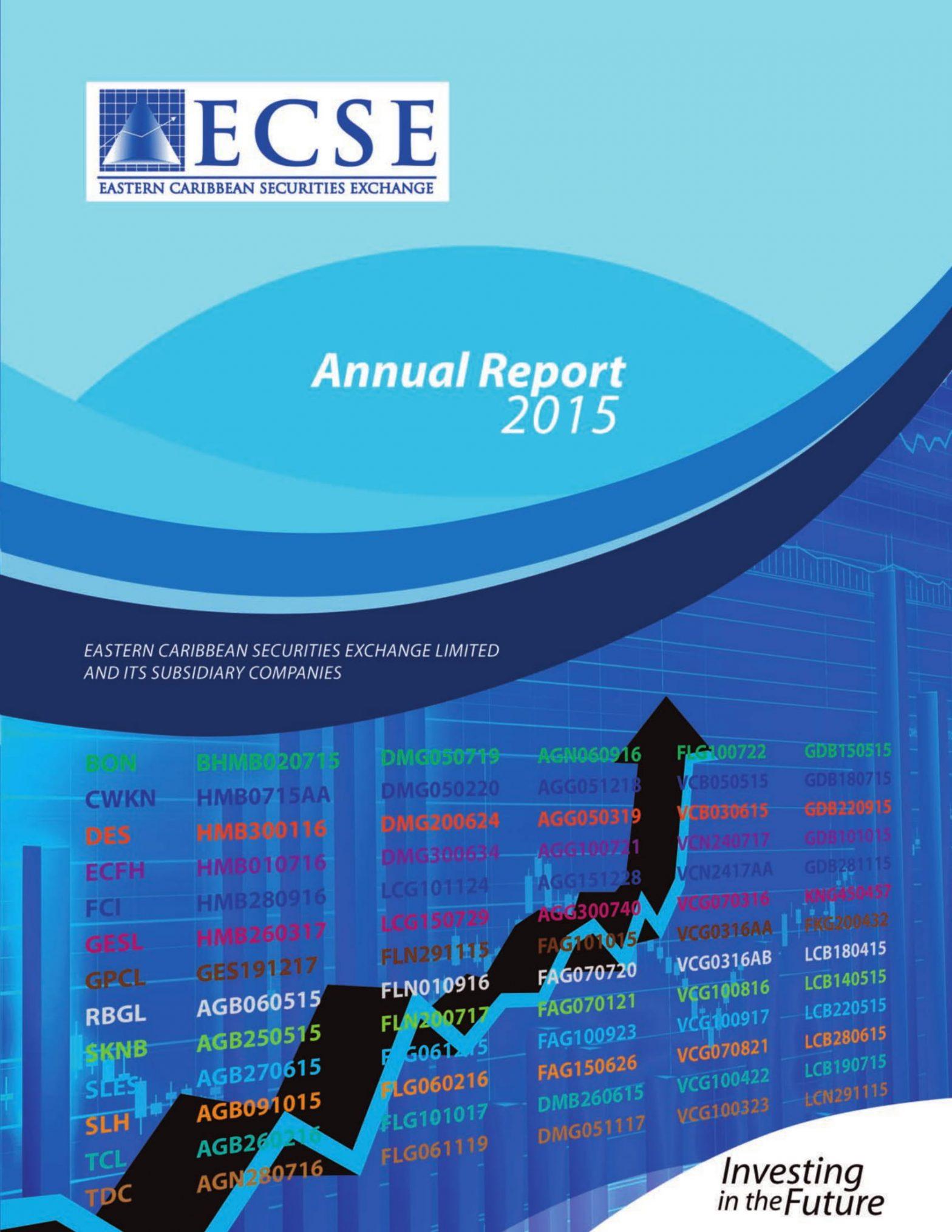 ECSE Annual Report 2015